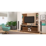 Home Theater Hibisco Teca/Nogal Colibri