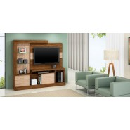 Home Theater Rafale Nogal/Teca Colibri